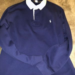 Men's polo Ralph Lauren long sleeve